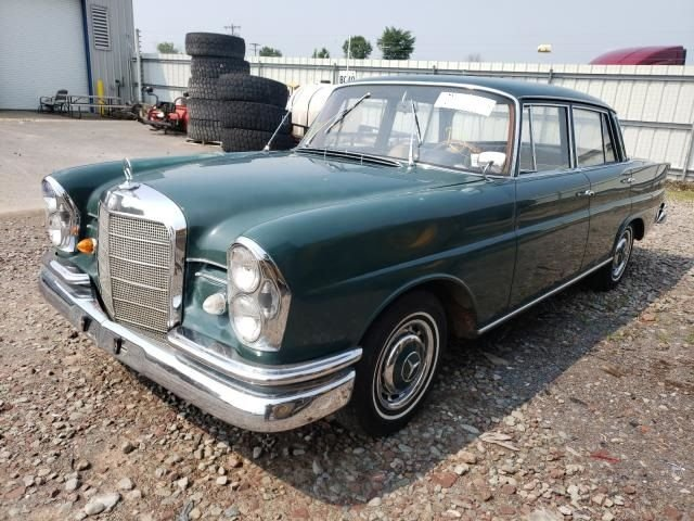 1963 Mercedes-Benz 220 Sb
