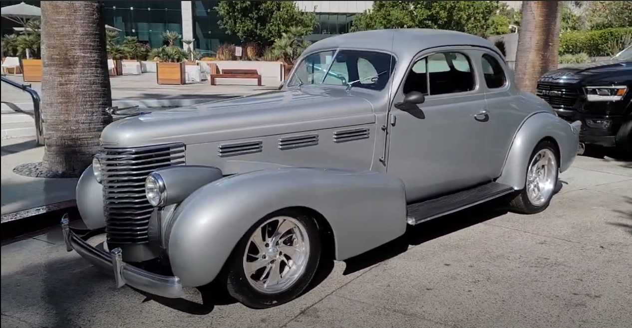 1938 Cadillac SERIES 60 COUPE