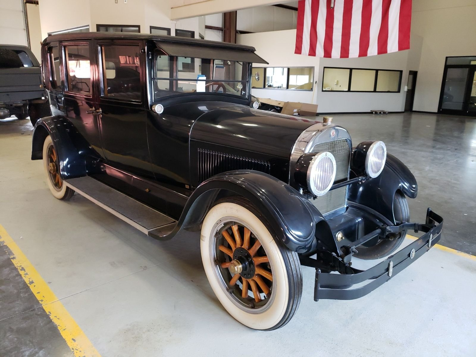 1924 Cadillac V-63 Base