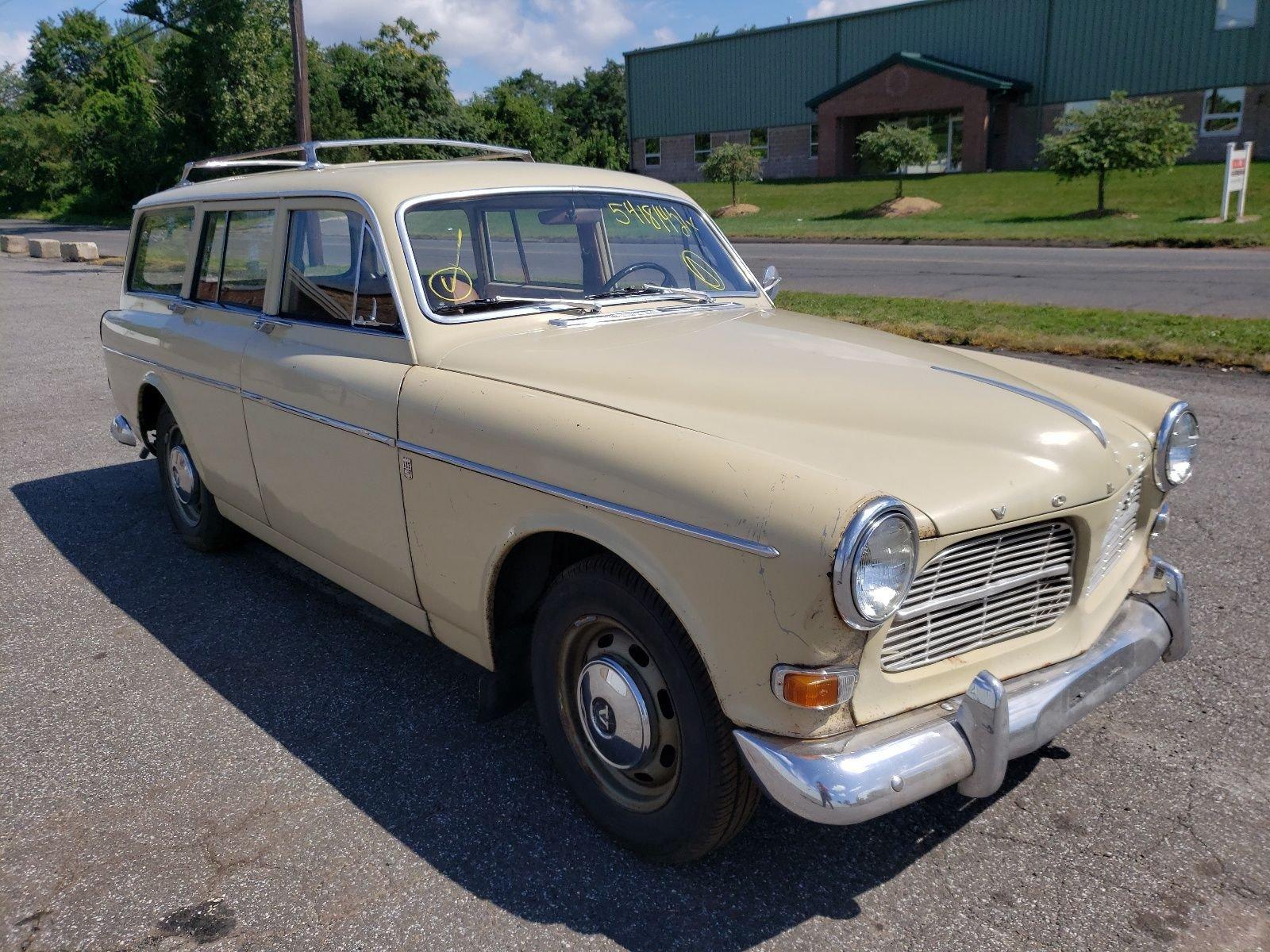 1965 Volvo 122S