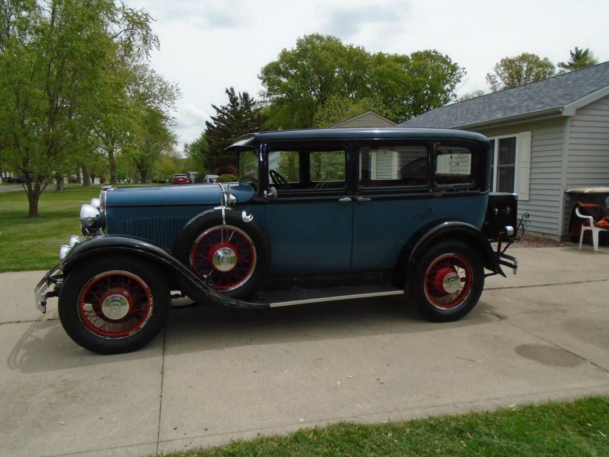 1929 Dodge BROTHERS