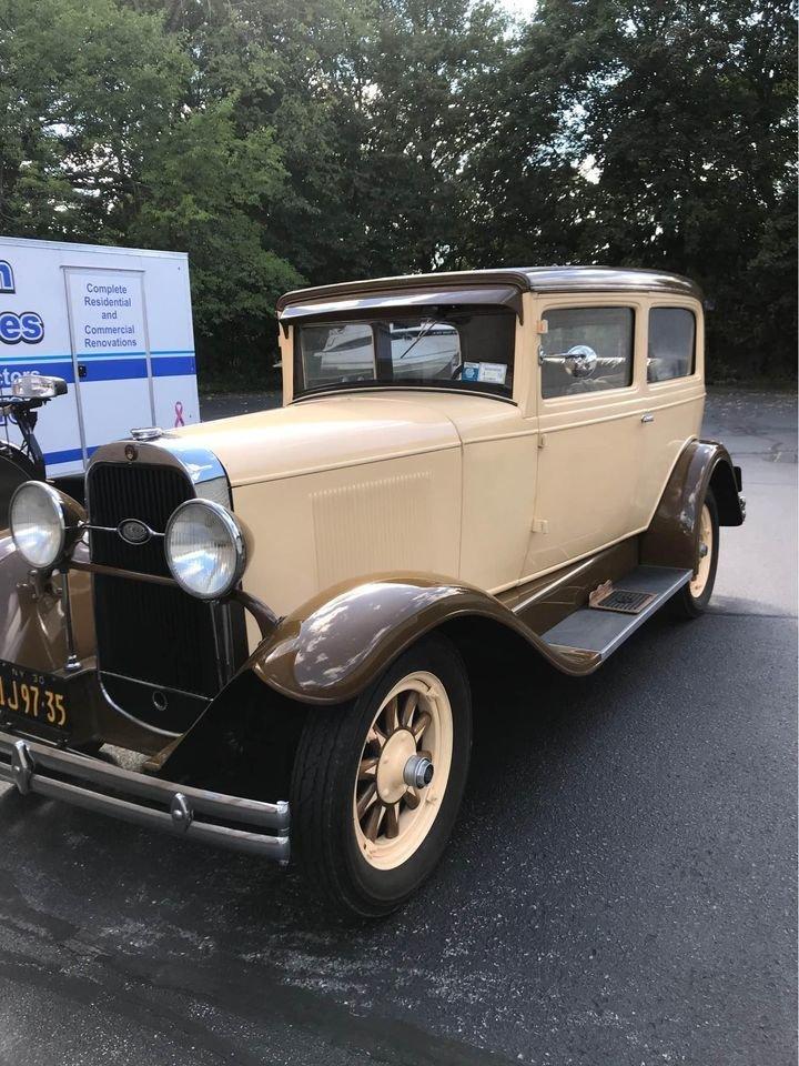 1930 Oldsmobile F30