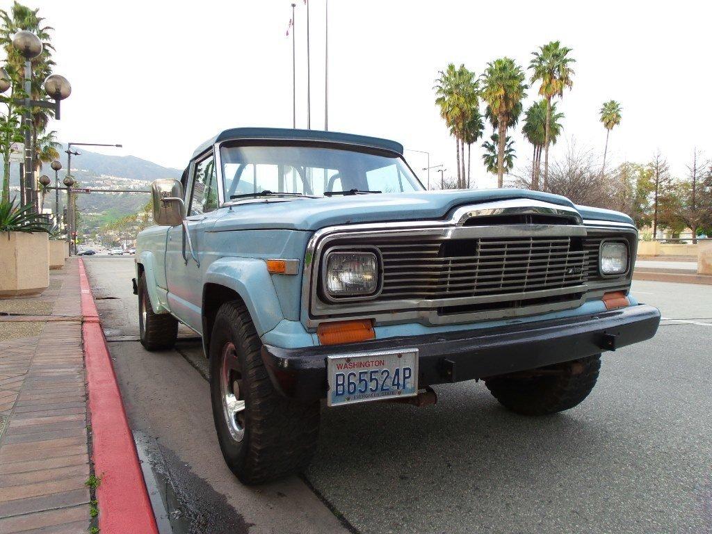 1979 Jeep Pickup