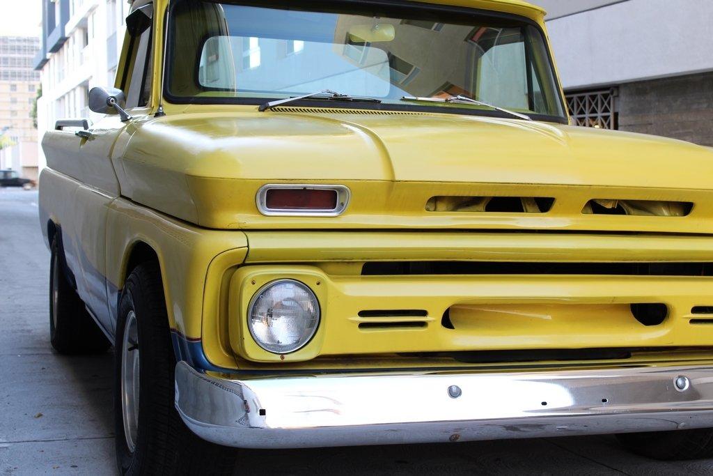 1966 Chevrolet C10 Vintage Car Collector