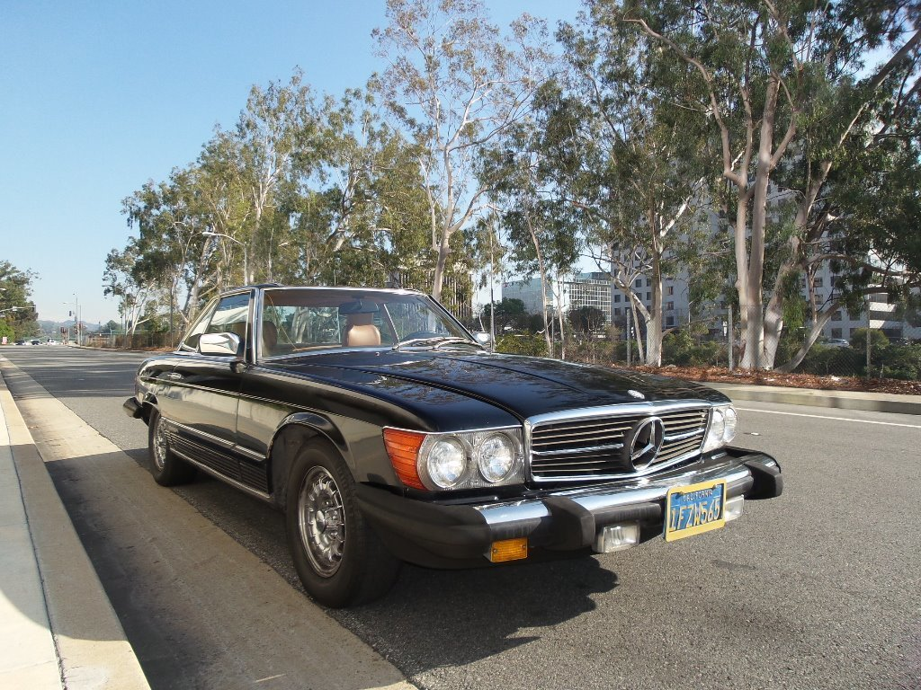 1983 Mercedes-Benz 560 SL