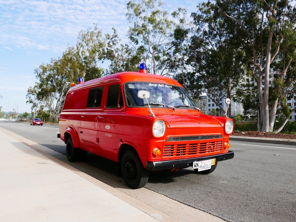 1968 Ford Transit Van MK1