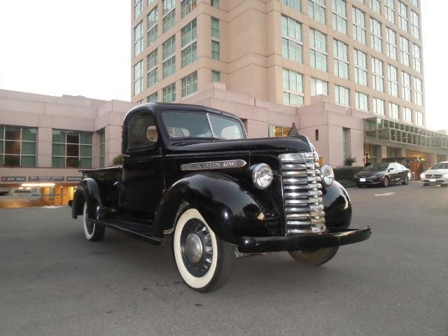 1939 GMC PICK UP TRUCK