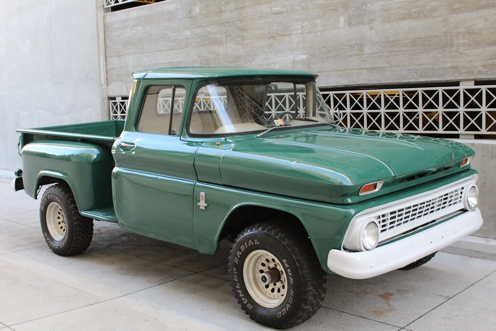 1962 Chevrolet Pickup Vintage Car Collector