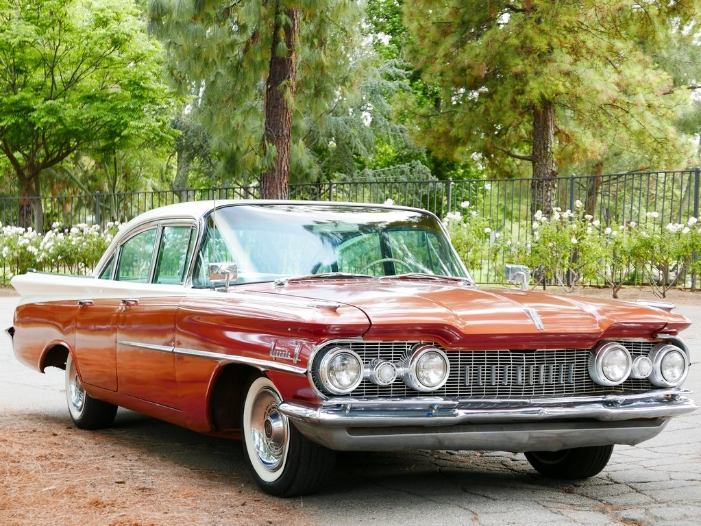 1959 Oldsmobile Dynamic