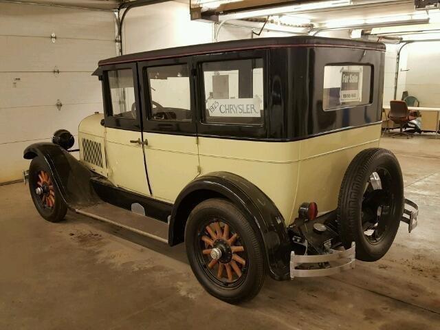 1925 Chrysler 300
