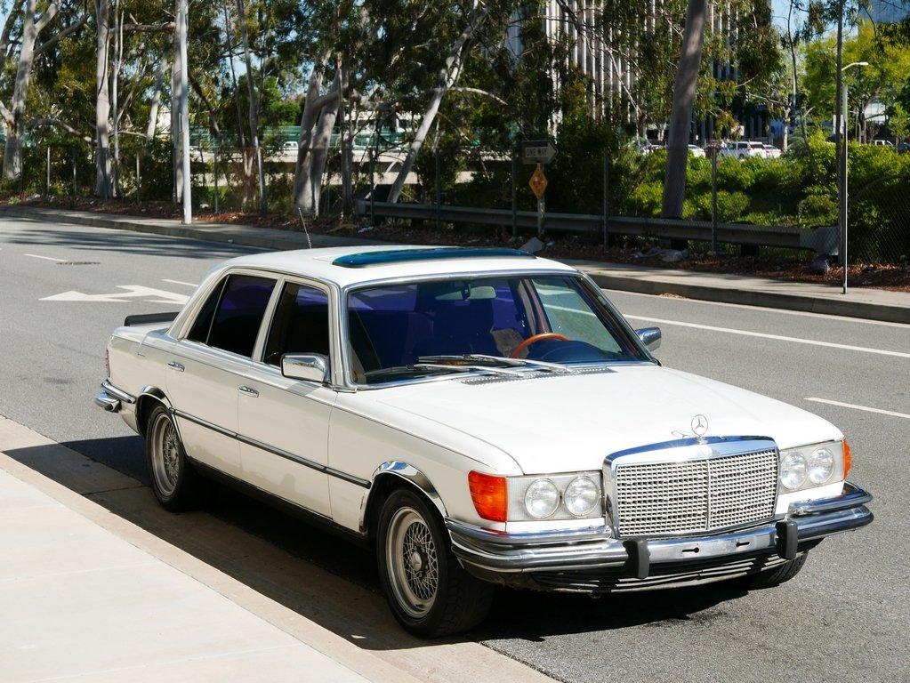 1976 Mercedes-Benz 450 SEL