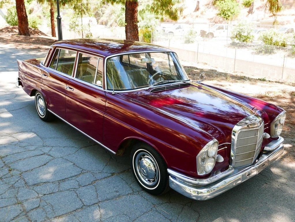 1962 Mercedes-Benz 200