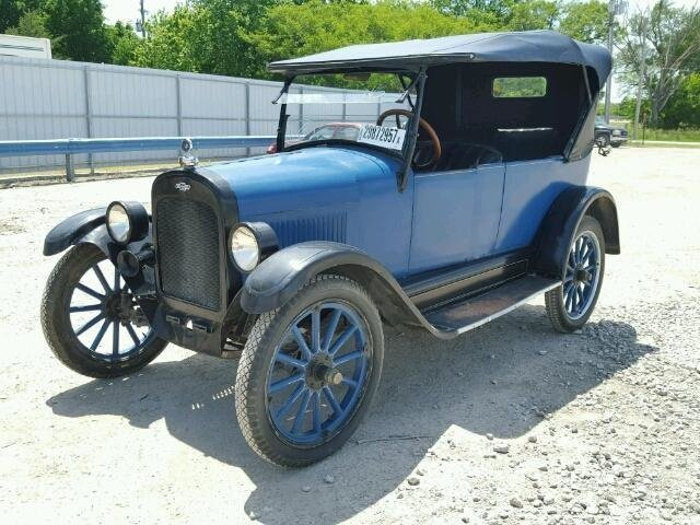 1924 Chevrolet Touring