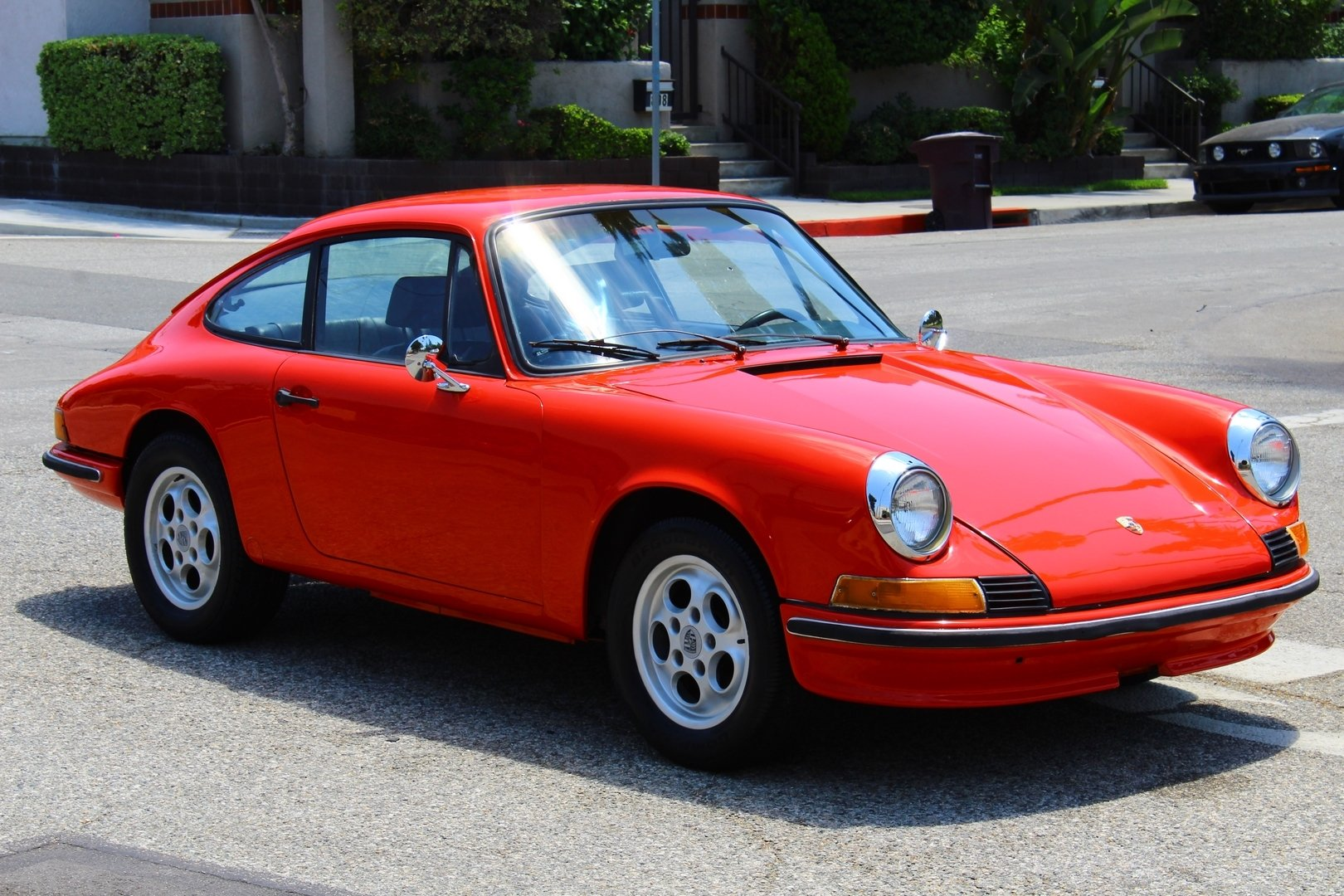 1968 Porsche 912 Vintage Car Collector