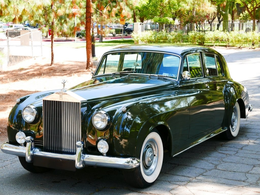 1960 Rolls-Royce Silver Cloud 2