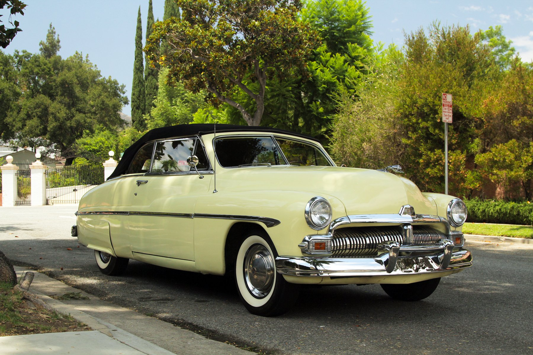 1950 Mercury Monarch