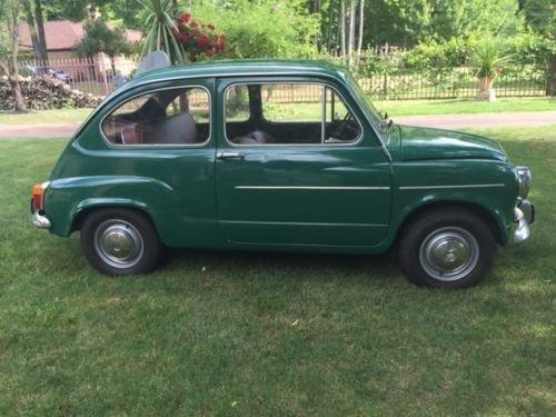 1971 Fiat 600