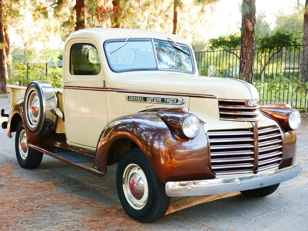 1947 GMC Short Bed Pickup