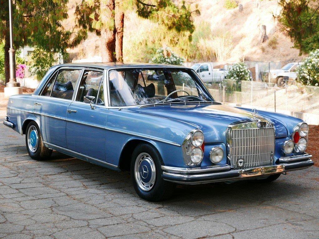 1969 Mercedes-Benz 300