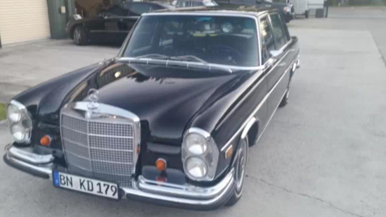 1969 Mercedes-Benz 280SEL