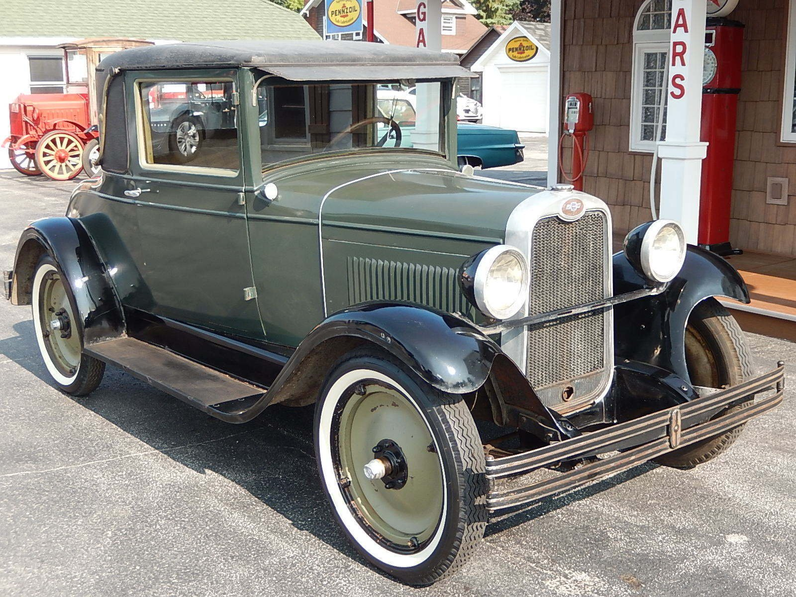 1928 Chevrolet Series AB National
