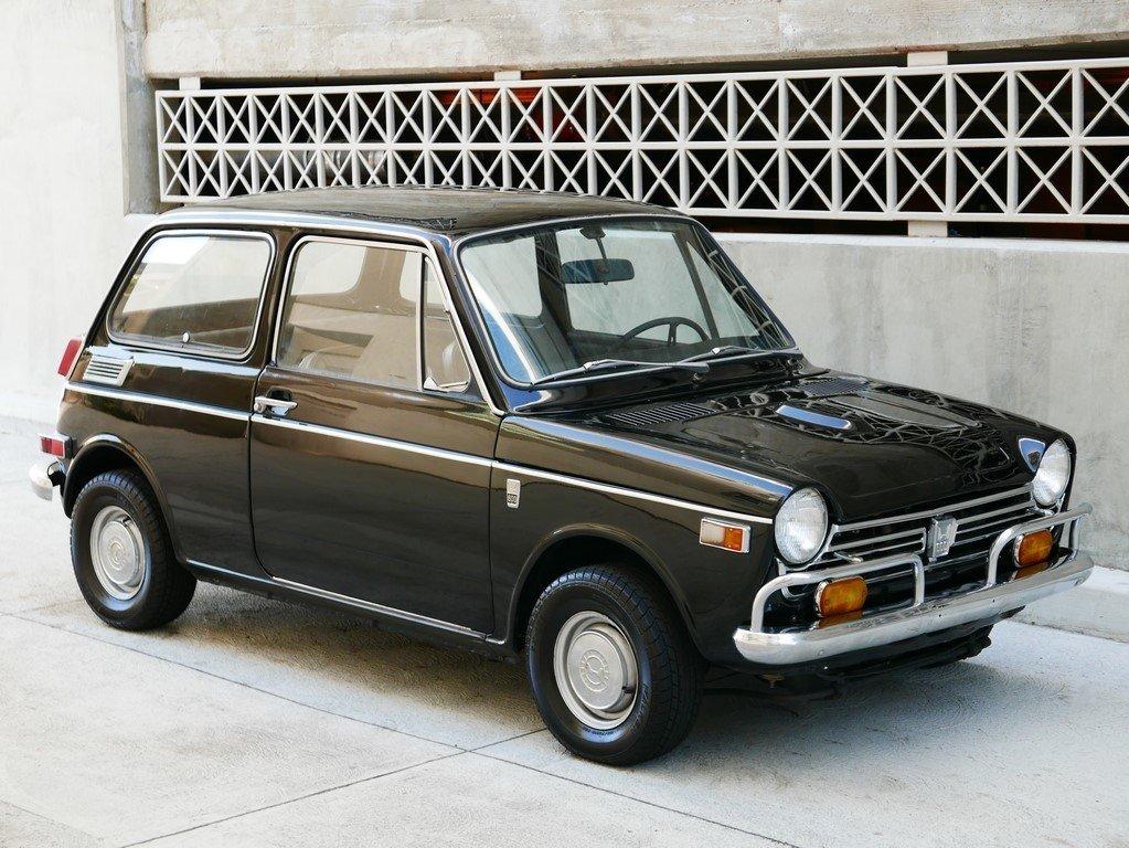 1972 Honda AN600