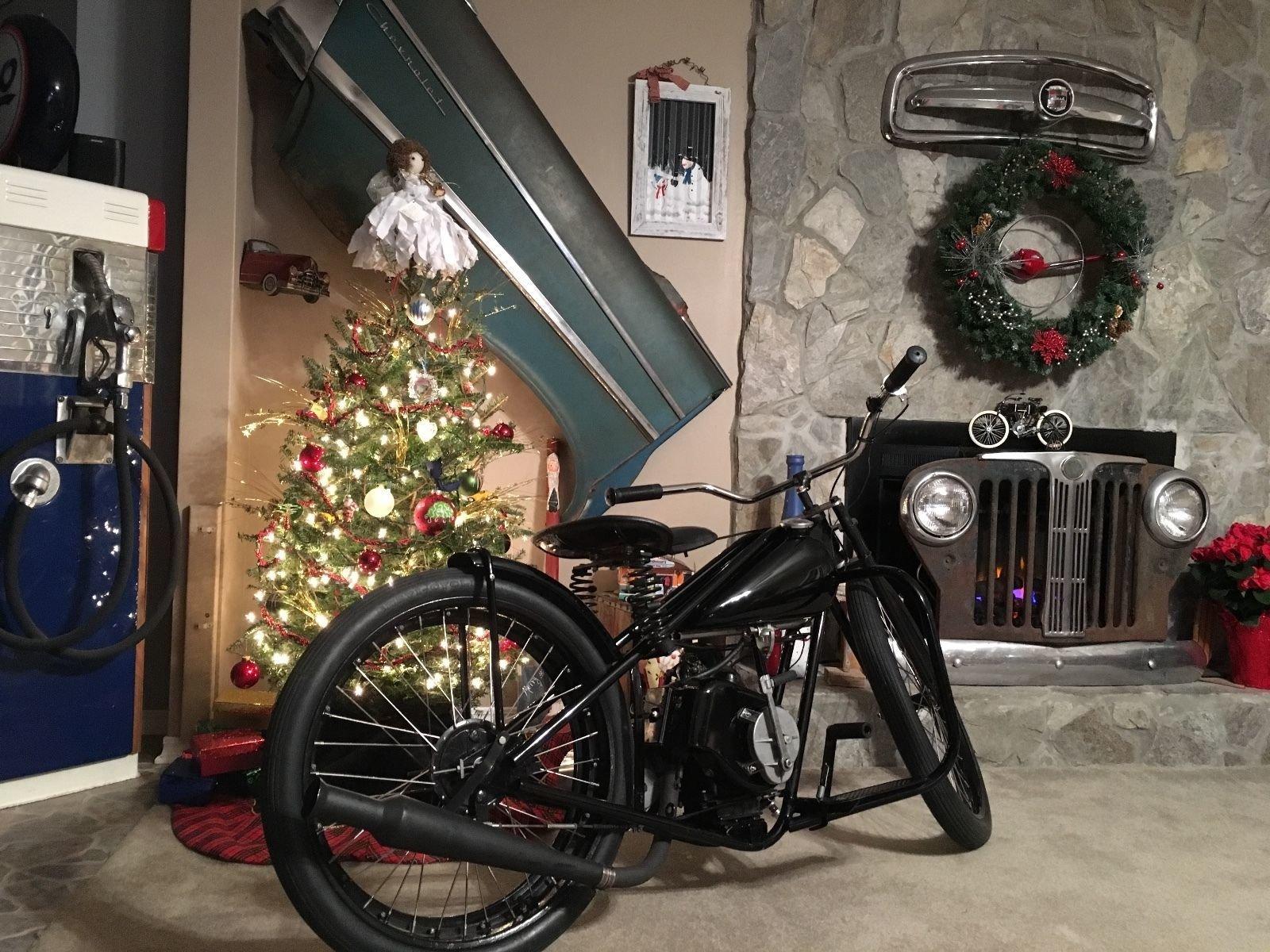1950 Simplex Bike G80