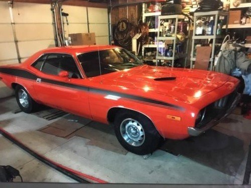 1973 Plymouth Barracuda | Vintage Car Collector