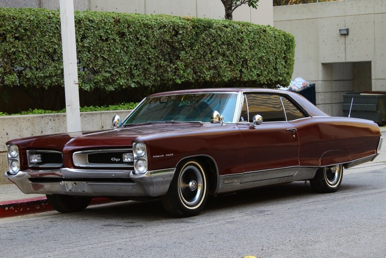 1966 pontiac grand prix for sale 98563 mcg. Black Bedroom Furniture Sets. Home Design Ideas