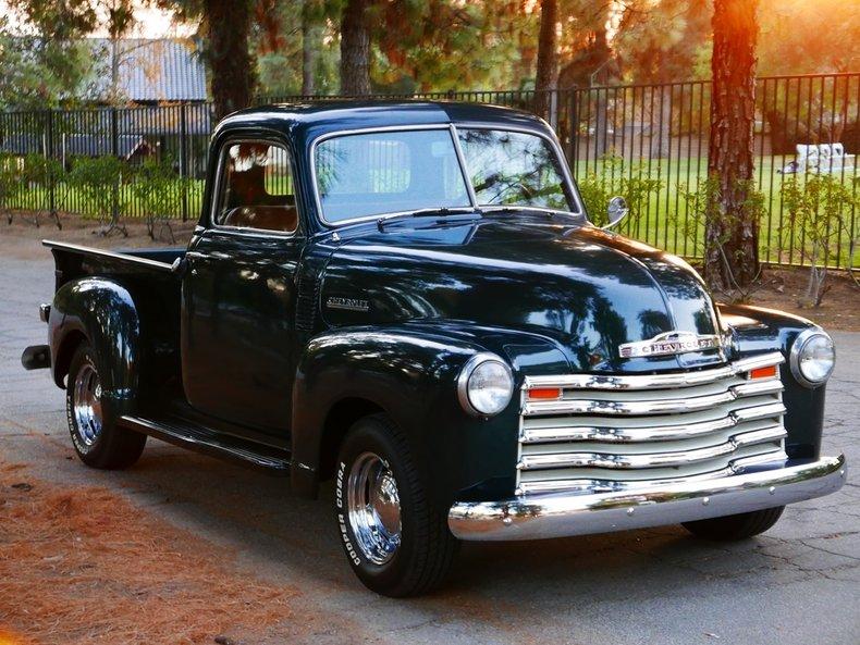 1950 Chevrolet Pickup 3100 Vintage Car Collector