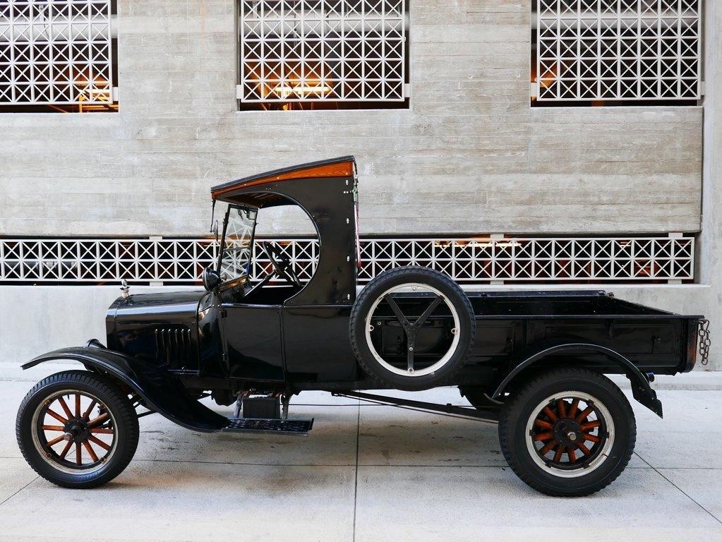1924 Ford Model TT C Cab Truck 1 Ton