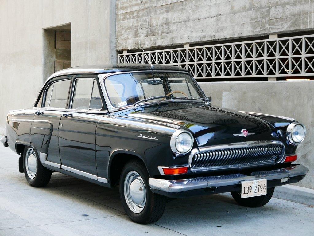 1970 Volga M-21