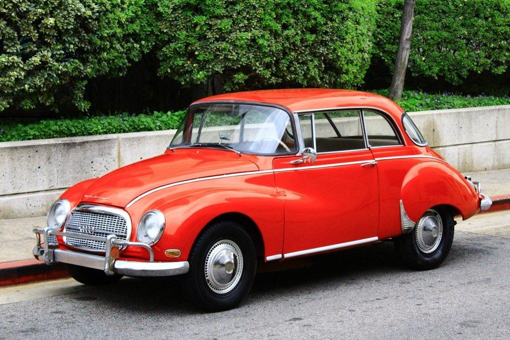 1961 DKW AUTO UNION 1000 S