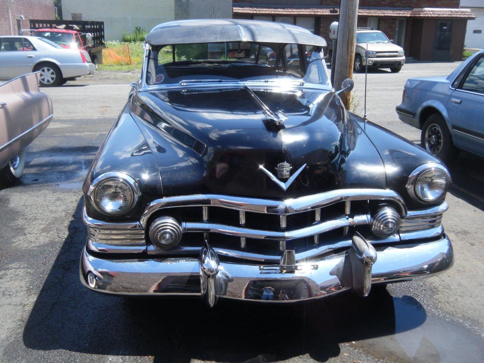 1950 Cadillac DeVille