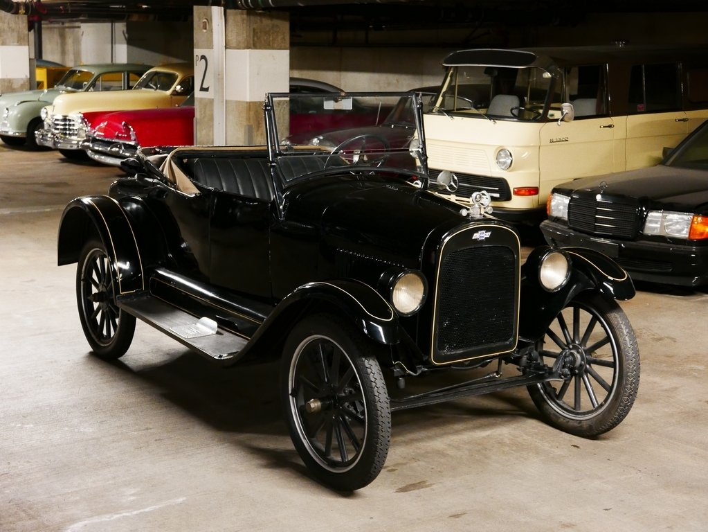 1924 Chevrolet Superior Roadster