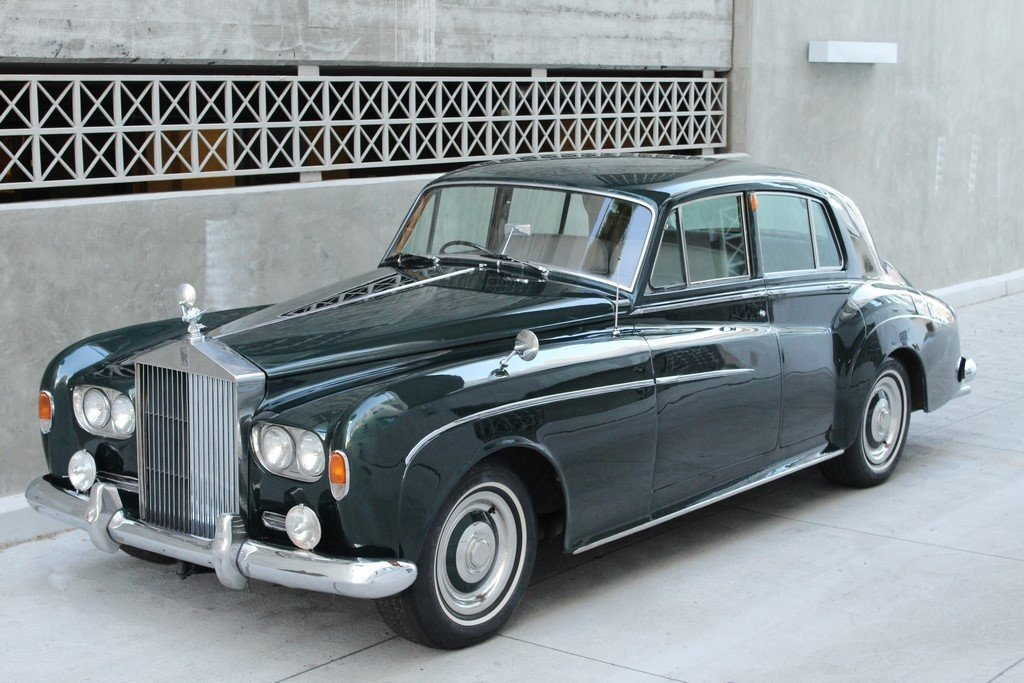 1964 Rolls-Royce Silver Cloud 3