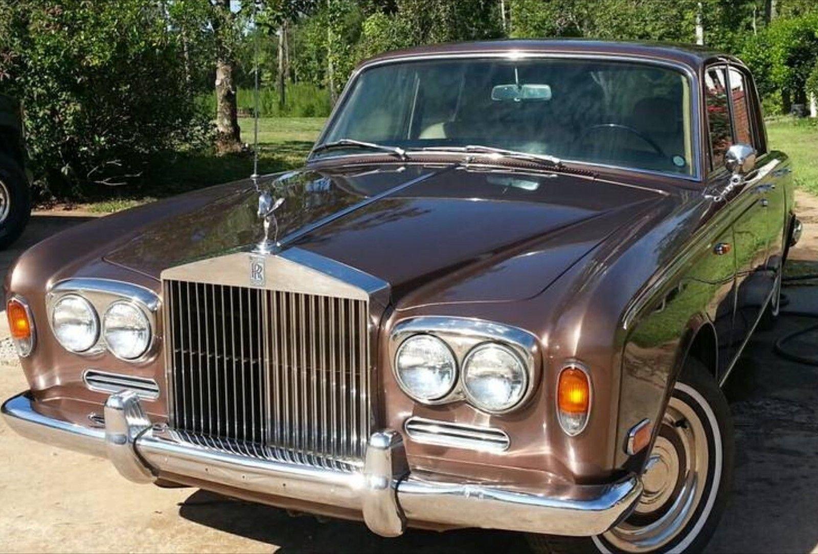 1972 Rolls-Royce