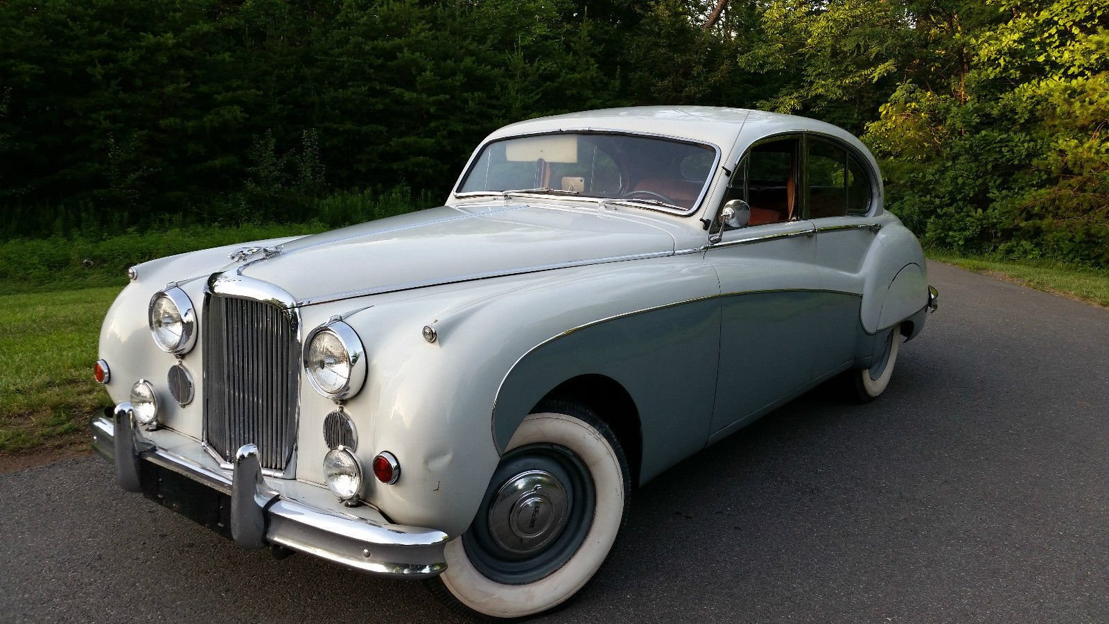 1961 Jaguar Mark IX