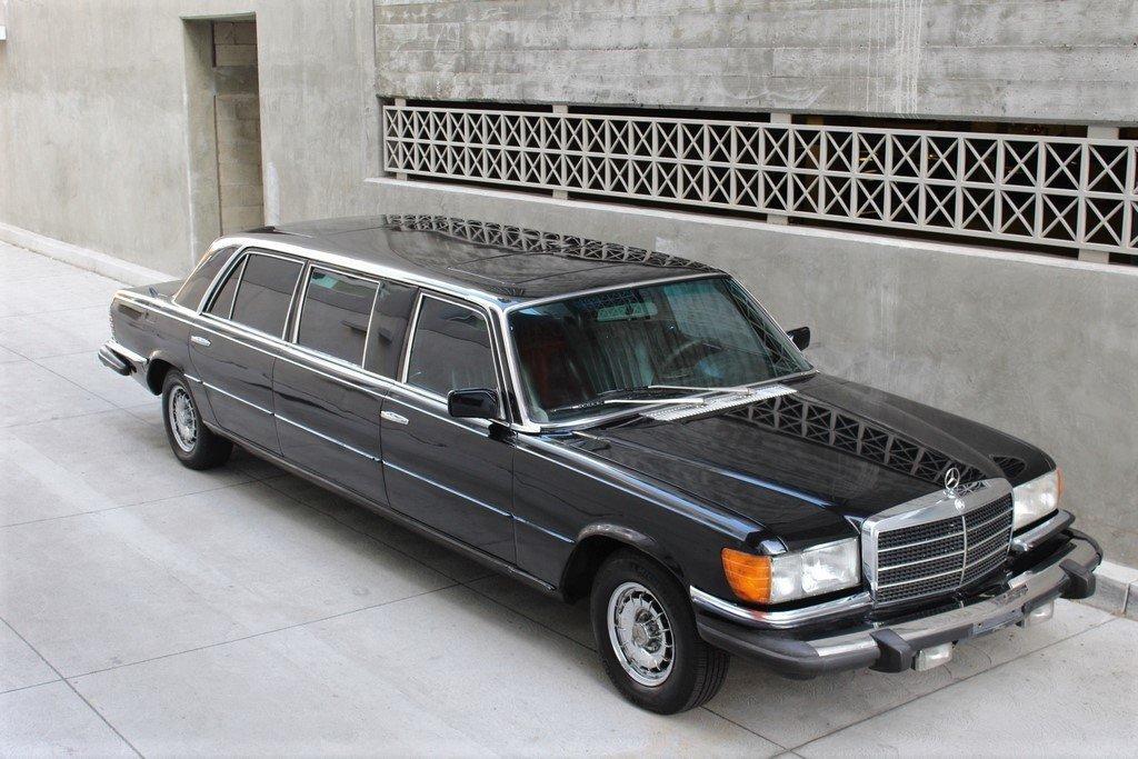 1977 Mercedes - Benz Limosine 450SEL 6.9