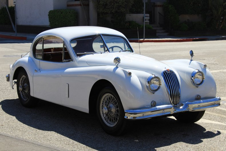 1957 Jaguar Xk140 For Sale  100671