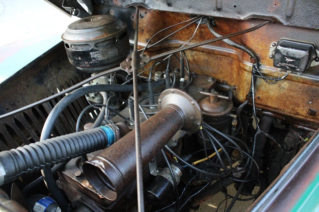 1947 international truck wiring diagrams 1949 international harvester kb1 vintage car collector  1949 international harvester kb1