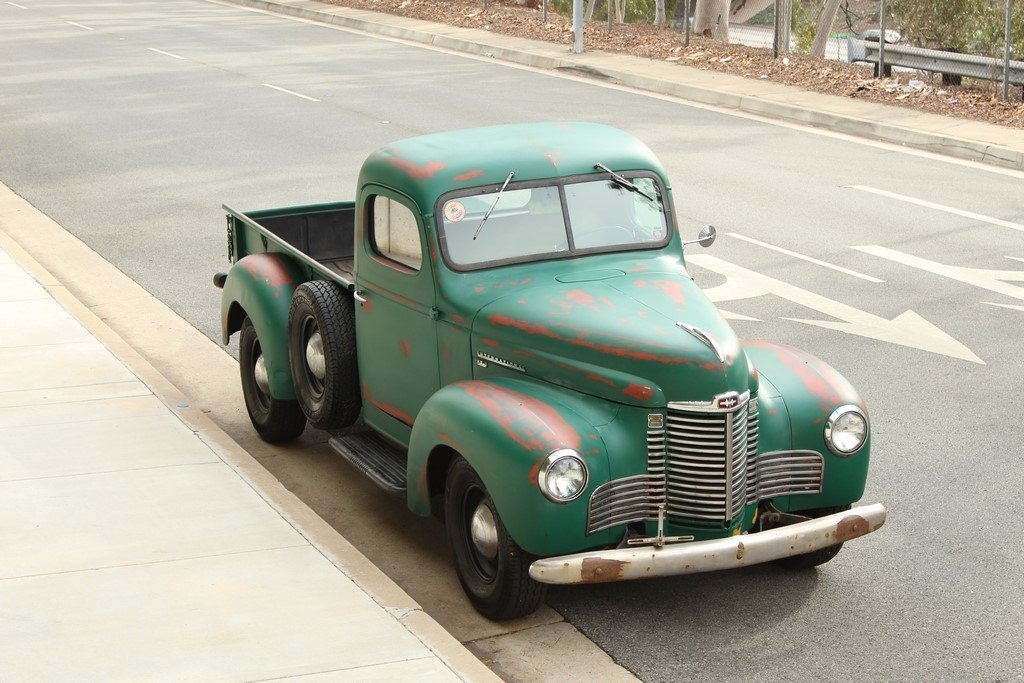 1949 International Harvester KB1 | Vintage Car Collector