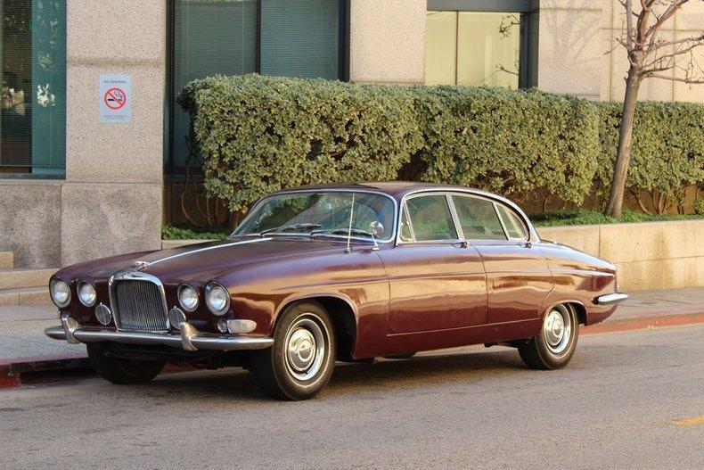 1963 Jaguar Mark X | Vintage Car Collector