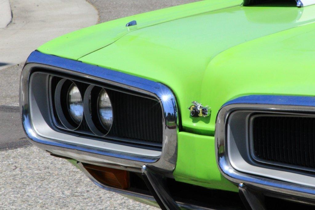 1970 Dodge Coronet Vintage Car Collector