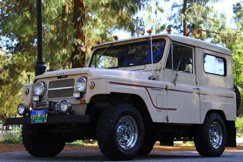 1969 Nissan Patrol Model 60