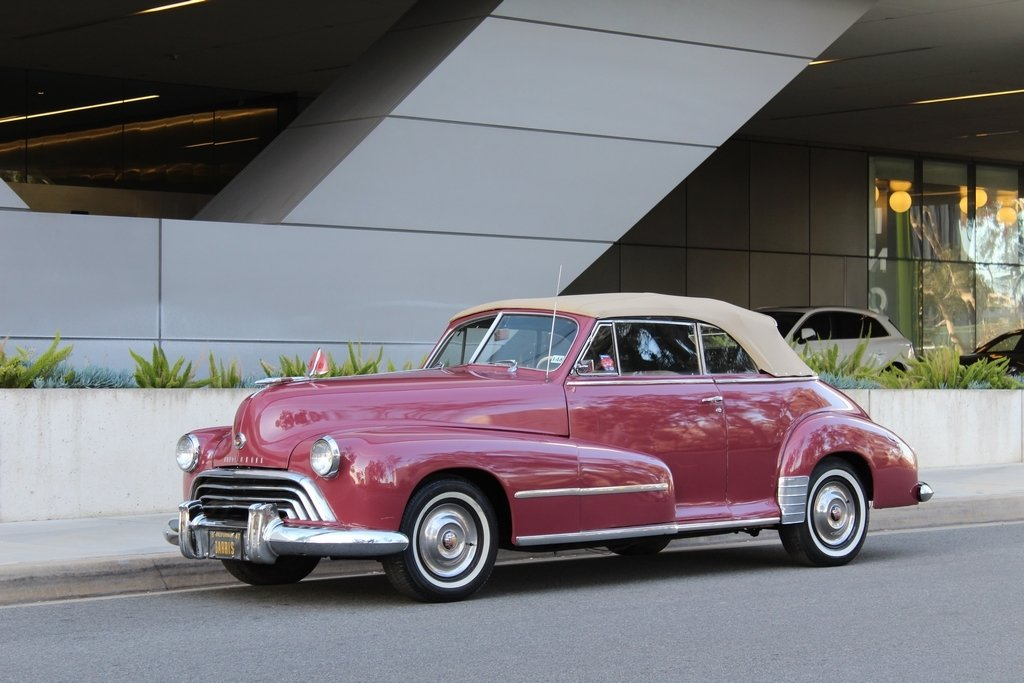 1948 Oldsmobile Dynamic