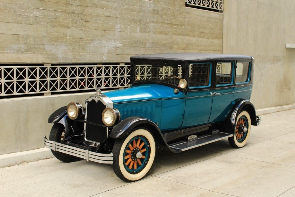1927 Buick Master Six