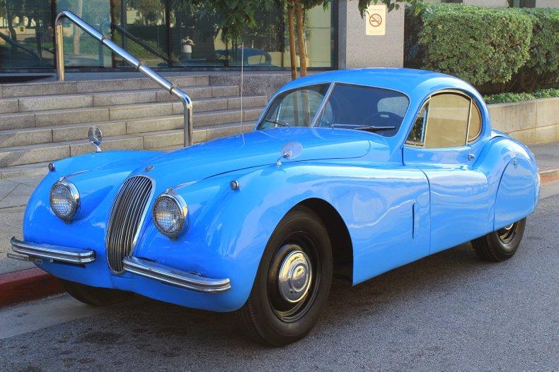 1953 Jaguar XK120 For Sale