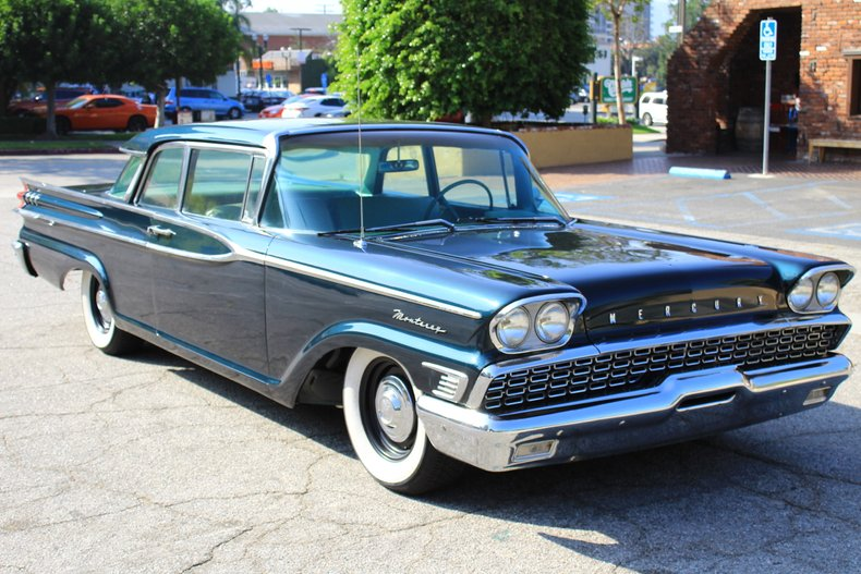 1959 Mercury Monterey For Sale