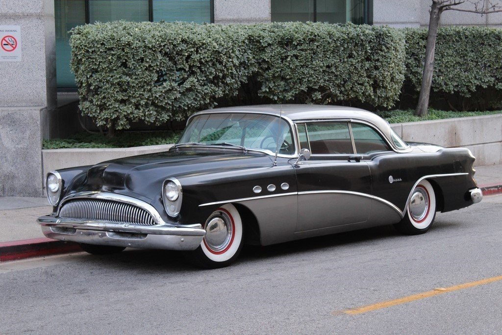 1954 Buick Series 50 Super Riviera Coupe